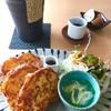 ジーン カフェ - 料理写真:アイスコーヒー¥400+¥50Cモーニング(フレンチトースト) メイプルシロップ選択。フレンチトースト旨い!