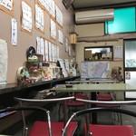 食堂 筑波 - H30.6 店内風景