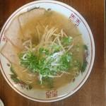 喜八屋 - 料理写真:中華そば ¥650