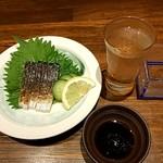 すいば - 黄寿司(〆さば)