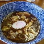 恵比寿 - つけ麺 つけ汁