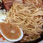 ときん - 麺(ときんらーめん 白)