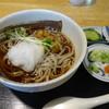 雪峰庵 - 料理写真:おろしなめこそば ¥750
