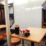 大栄食堂 - 店内