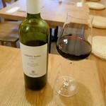 プラッサッジョ - ドリンク写真:アリアニコ種のイタリアワイン