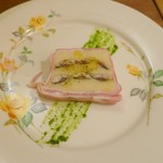 プラッサッジョ - イワシとジャガイモのテリーヌ
