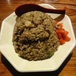 ラーメン麺長 - バターリック焼飯