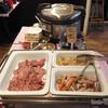 タンティート - 料理写真:ローストビーフ、ピクルス、もやしナムル、珈琲ゼリー、ライス、味噌汁