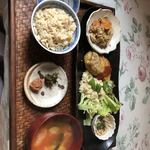 organic cafe ごぱん - 料理写真: