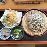 永源寺そば - 料理写真: