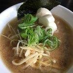 麺好き うるふ - 料理写真:2018.6うるふ正油