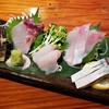 rhinos kitchen - 料理写真:お刺身盛り合わせ どれもこれも鮮度がよく、素晴らしく美味しかった!