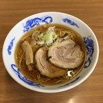 駅前食堂 - 料理写真:ラーメン 550円