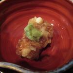 天ぷら酒房 西むら - フォアグラ