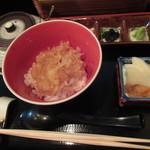 天ぷら酒房 西むら - 天茶