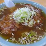 祇園 - 料理写真:パーコー麺(800円)