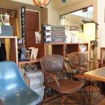 Cafe Crema - インテリアのセンスが良いです♪