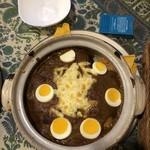 パンプキン - 焼きカレー