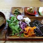 matatabi kitchen - 酵素玄米ランチ(1200円)