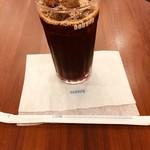ドトールコーヒーショップ - アイスコーヒー(220円)