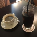 CAFE CUPOLA mejiro - セットのドリンク('18/06/24)