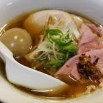 88124394 - 特製醤油麺