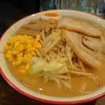 麺屋 蓮 - みそラーメン