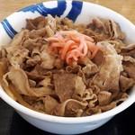 松屋 - 料理写真:牛めし大盛