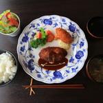 アンフェート - 料理写真:アンフェートセット 1650円