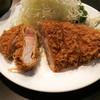 とんかつ かつ壱 - 料理写真:上ロースかつ定食