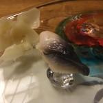 菊鮨 - ぼっき