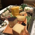 クリマ ディ トスカーナ - チーズプラッター