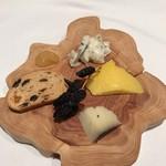 クリマ ディ トスカーナ - 好みのチーズを3種類セレクト