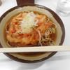 立食いそば処 - 料理写真:桜海老天 ¥350-