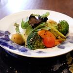 丸福珈琲店 - 野菜カレー