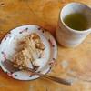 石鍋商店 - 料理写真:久寿餅(ハーフサイズ・3切れ)¥300-