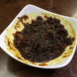 大衆食堂シックダール - プティマスの干物のブナ