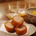 ぽんしゅや 三徳六味 - 島豚とキャベツ