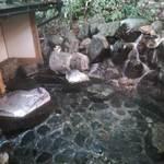 やまの宿 下藤屋 - ナトリウム-塩化物・炭酸水素塩泉