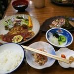ホテル七福 - 夕食2