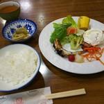 ホテル七福 - 朝食