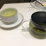 なかがわ - 抹茶玄米茶