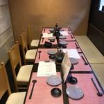 漁師酒場・海亭 - テーブル席最大9名様