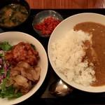 やきとり酒場 - カレーライス ¥700