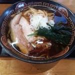 ラーメン13号 - 牛骨 あっさり(500円)