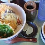 盛喜 - 天丼&ミニカレーうどん