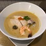 麺や 徳川吉成 - 海鶏そば850円