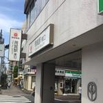 ドトールコーヒーショップ - 用賀駅東口を出て右に向かうとドトールがあります。       (画像では奥にあります。)