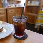 パティスリー ユーピユーピ - アイスコーヒー