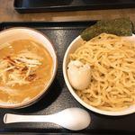 清勝丸 - 濃厚味噌つけ麺(中盛:300g)